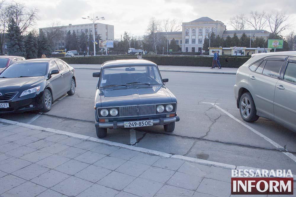 IMG_1124 Жигули в рубрике «Я паркуюсь как дурак»