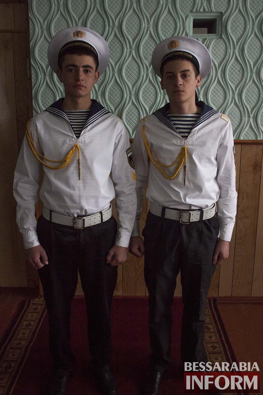 День открытых дверей в Измаильском военно-морском лицее (фото, видео)