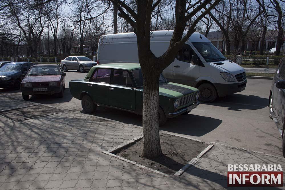 """IMG_15321 Очередное """"Жигули"""" в рубрике """"Я паркуюсь как дурак"""" (фото)"""