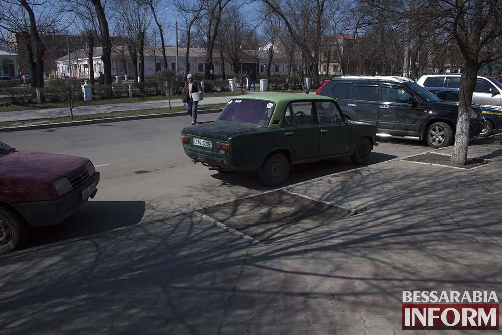 """IMG_1538 Очередное """"Жигули"""" в рубрике """"Я паркуюсь как дурак"""" (фото)"""