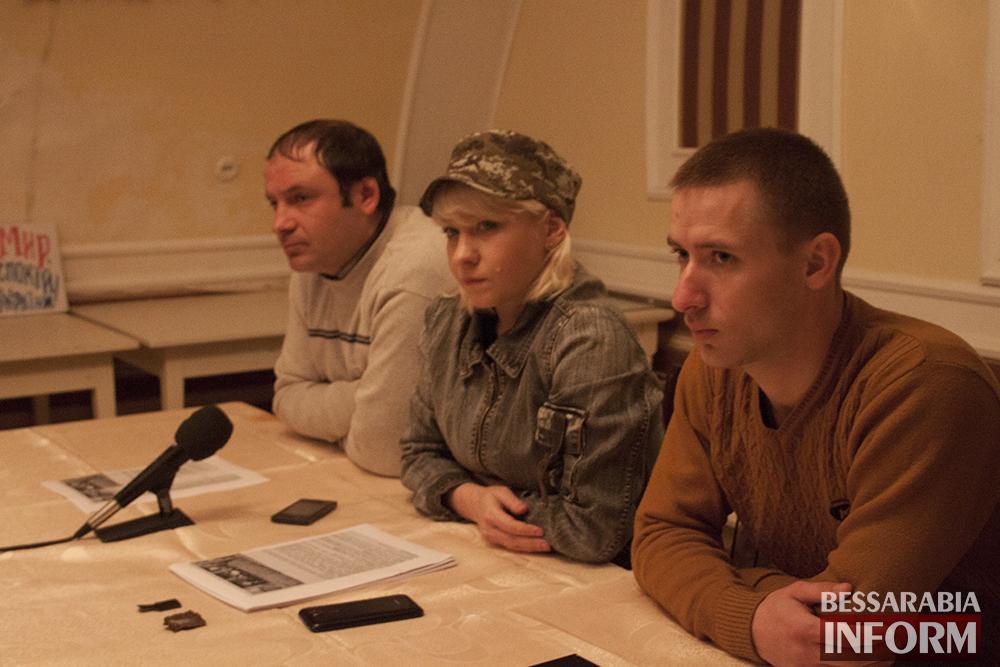 """Пресс-конференция волонтеров: """"Журналистская этика превыше всего""""(фото,видео)"""