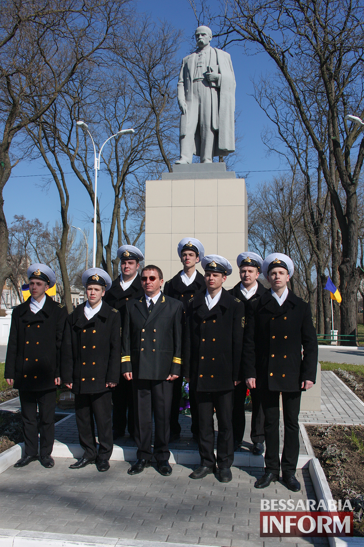 201-я годовщина со дня рождения Тараса Шевченко (фото)