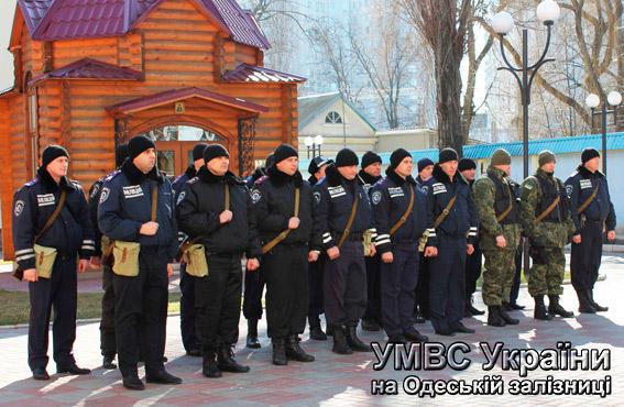 Очередная ротация - сотрудники ЛО отправились в зону АТО