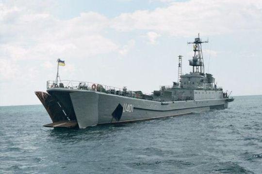 В Измаиле пройдет день открытых дверей на корабле Военно-Морских Сил