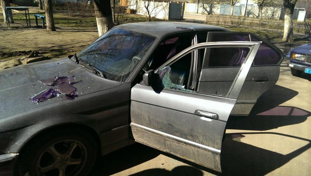USrEQHAWhmQ-1024x579 Измаильский велосипедист разбил окно авто, украл и скрылся (фото)