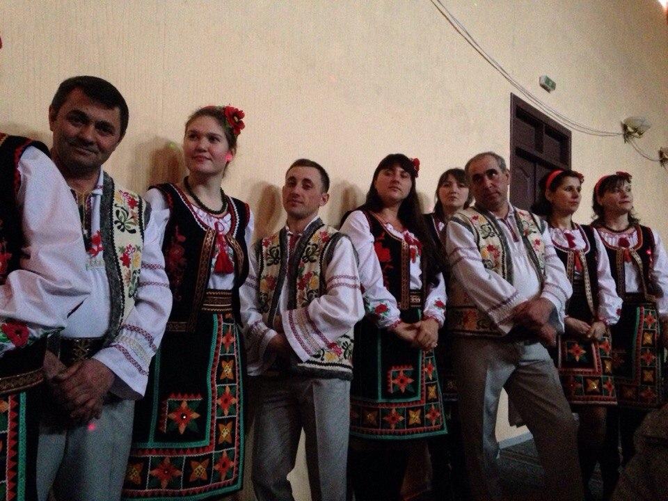 В Измаильском районе прошел фестиваль молдавской песни