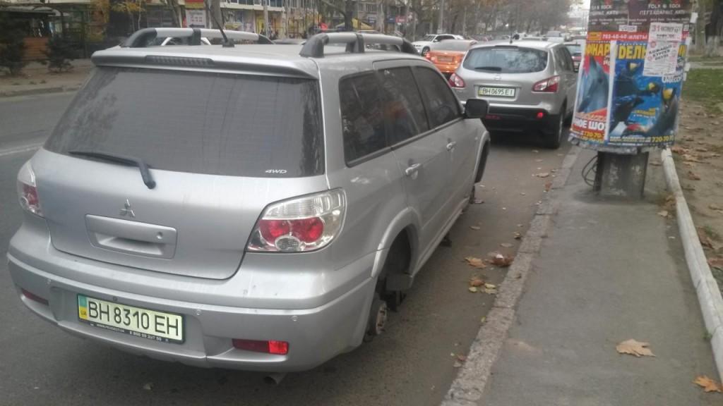 Измаильские автоворы: как не попасться на удочку преступников (видео)