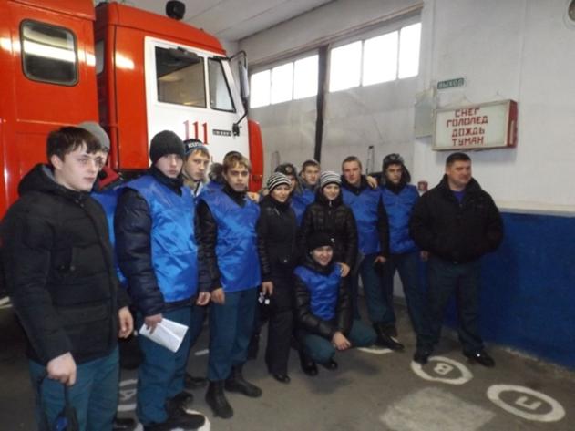 """bezimyannii2 Болград: пожарные провели рейд """"Безопасность жизнедеятельности"""""""