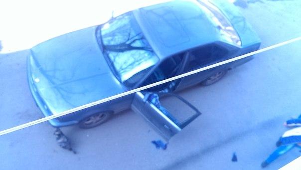fHfCzjSCV0E Измаильский велосипедист разбил окно авто, украл и скрылся (фото)