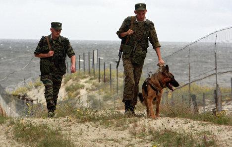 Белгород-Днестровские пограничники задержали жителя Ирака