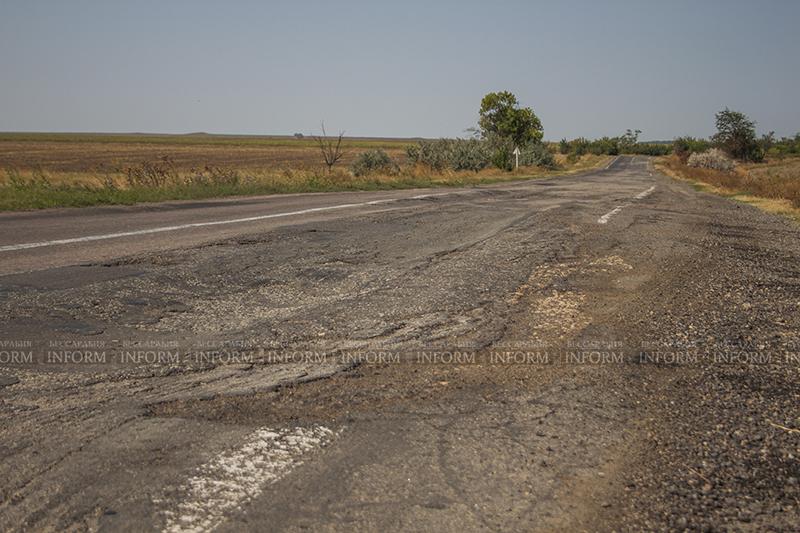 Будут ли дороги в Бессарабии?