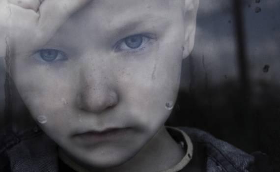 Измаильчанка оставила на улице трехлетнего малыша