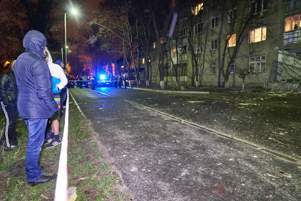 В Одессе произошел очередной теракт