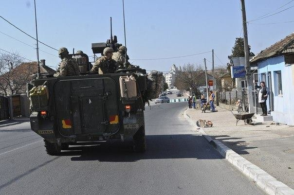 n26574_12848 Возле Рени высадились американские войска (фото)