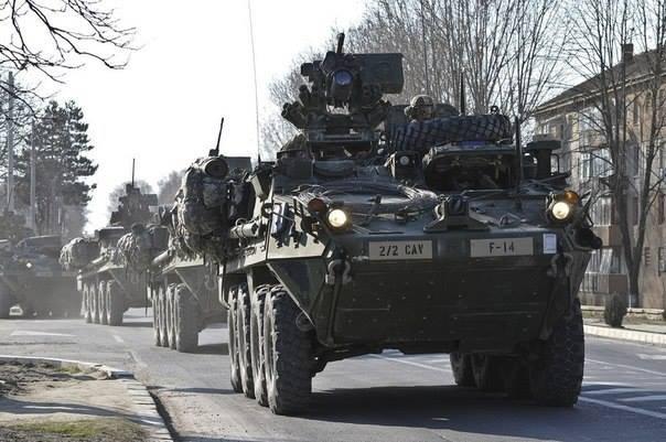 n26574_12850 Возле Рени высадились американские войска (фото)