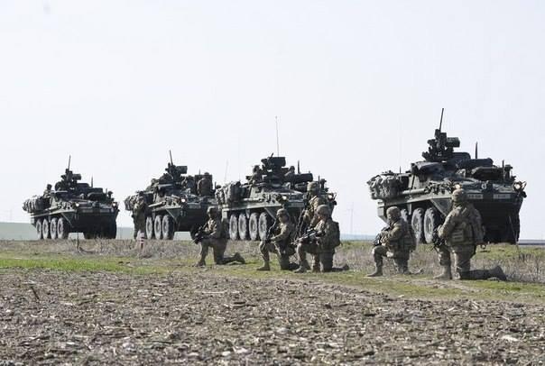 n26574_12852 Возле Рени высадились американские войска (фото)