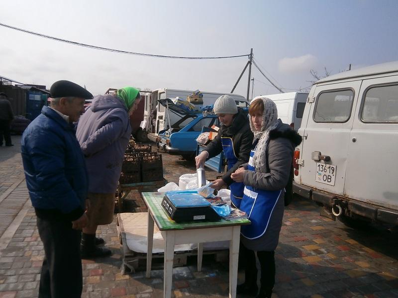 В Арцизском районе сельхозпроизводители заботятся о людях