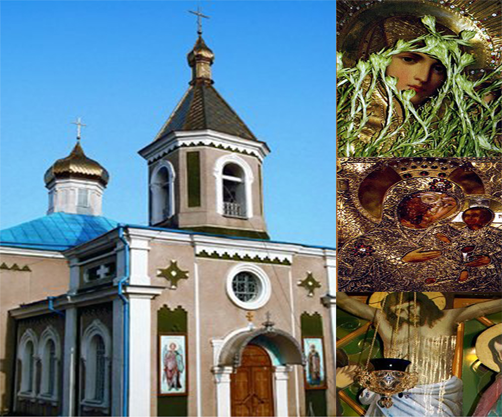 Инна Саратский район: чудеса Свято-Николаевского храма
