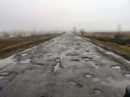 """И. Палица:""""Дороги нужно не ремонтировать, а строить по-новому"""""""