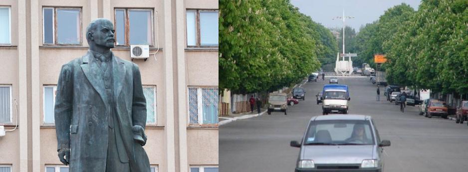 В Бессарабии уберут все памятники Ленину и переименуют улицы?