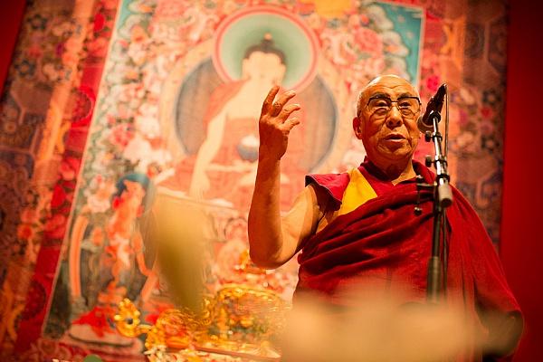 20 уроков счастья от Далай-ламы