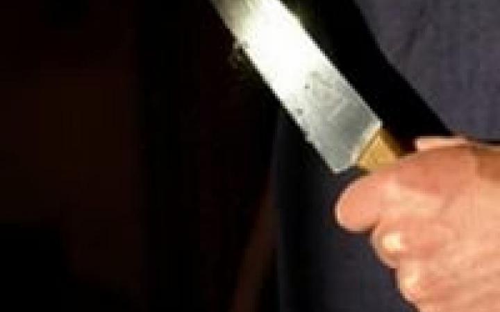 нож В Измаиле предотвратили поножовщину