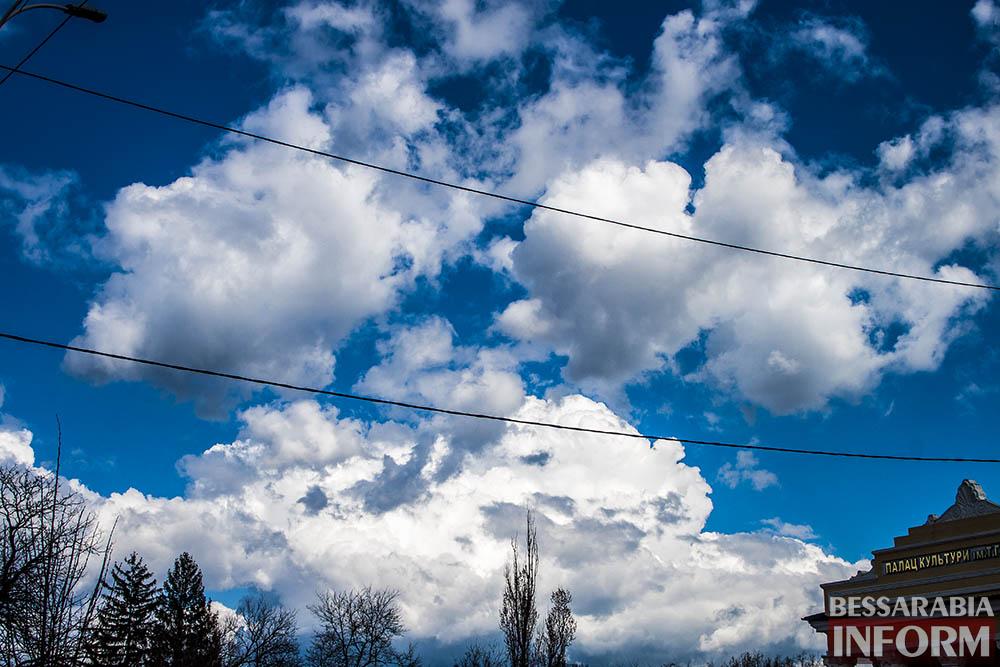 Сегодня: Небо над Измаилом