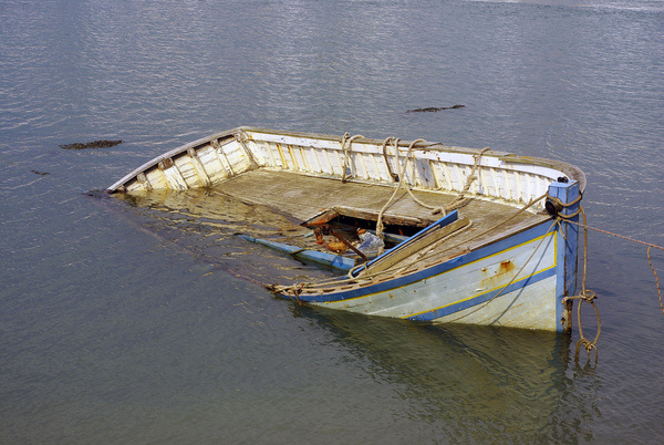 Болград: на озере Ялпуг пропали рыбаки