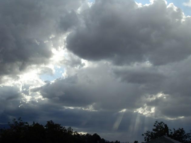 Сегодня будет облачно, возможен мелкий дождь