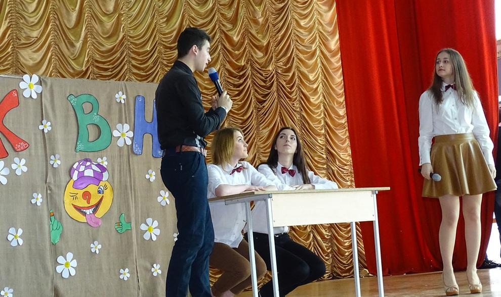 Измаил: в ИГГУ прошла фестивальная презентация новых команд КВН