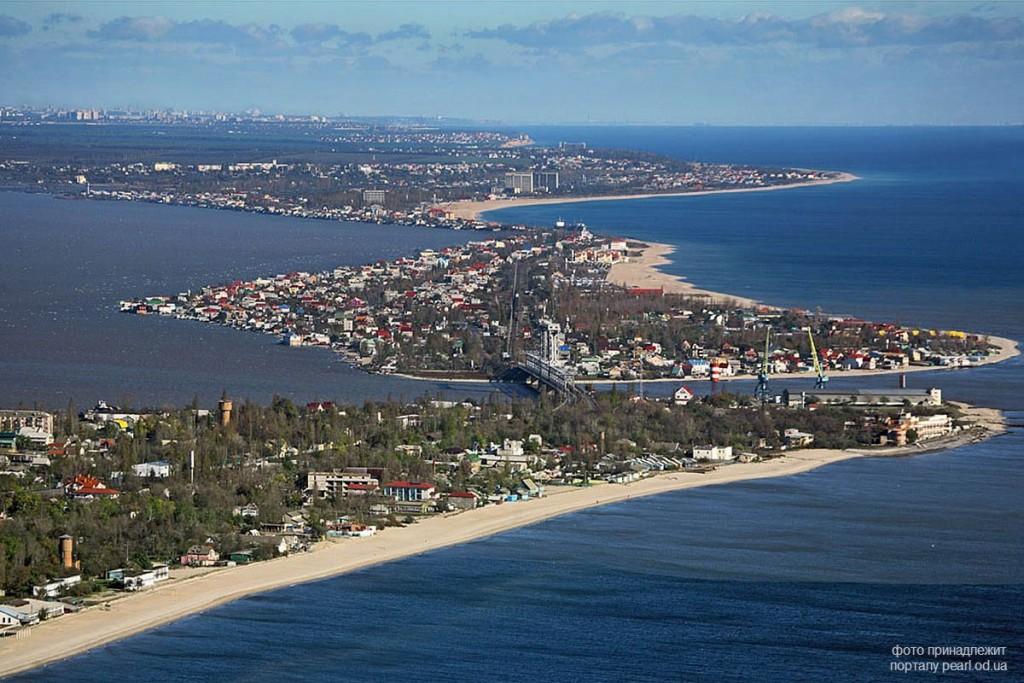 В Затоке судятся за 3 гектара пляжа