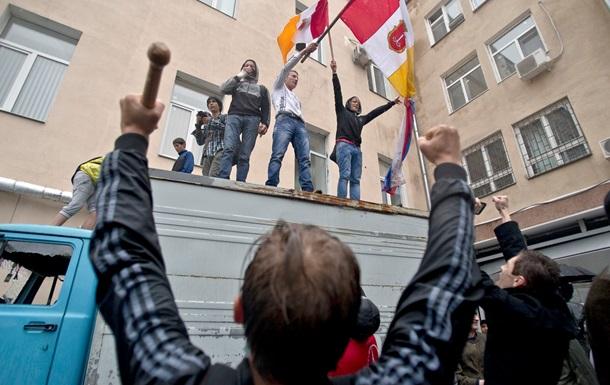 СБУ: к годовщине трагедии в Доме профсоюзов в городе готовят провокации.