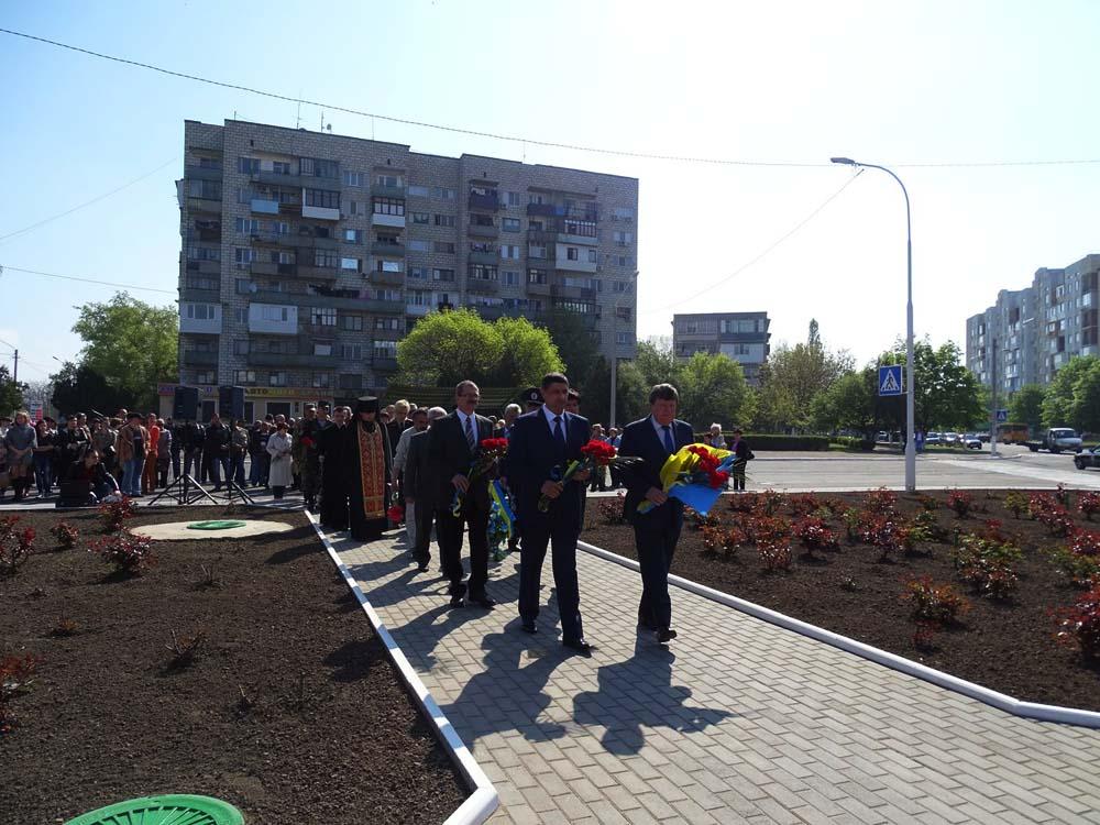 1jOrkYfdNtA Измаил почтил память героев-ликвидаторов Чернобыльской катастрофы (фото)