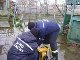 Бессарабия: из-за осадков обесточены 79 населенных пунктов