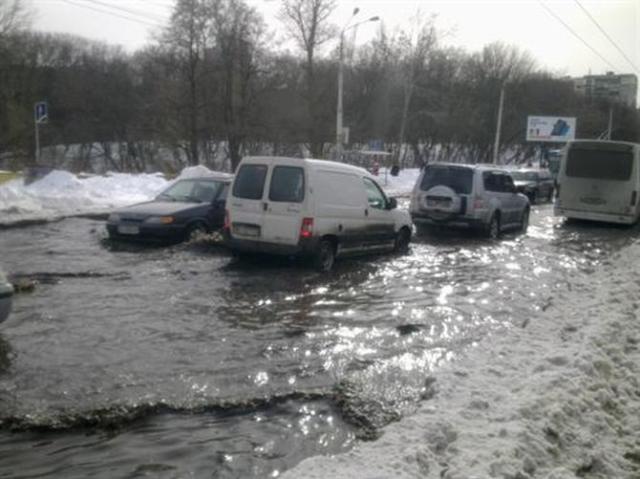 Затяжные дожди для Бессарабии обернулись стихийным бедствием