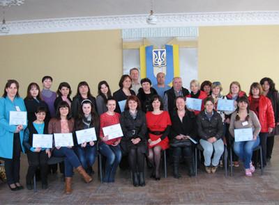 В Болграде прошел тренинг для соц. работников