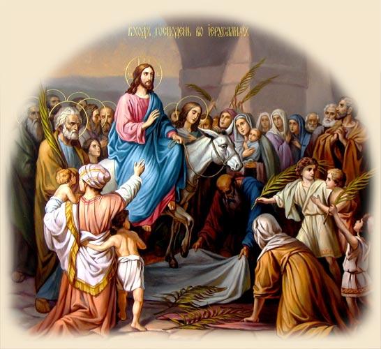 5 апреля: православные отмечают Вербное воскресенье