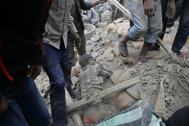 553b519d2c80a В Непале произошло землетрясение, больше 1000 погибших (фото)
