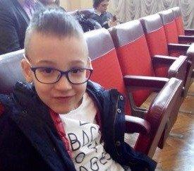 5-летний гений победил в всеукраинском конкурсе «Чудо-ребенок»