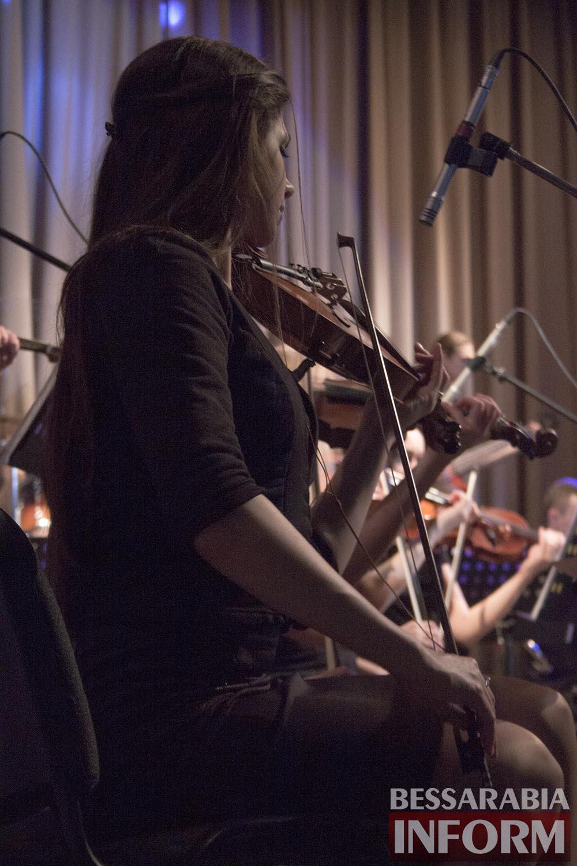 В Измаиле Hardy Orchestra  выступил с сольной программой (фото, видео)