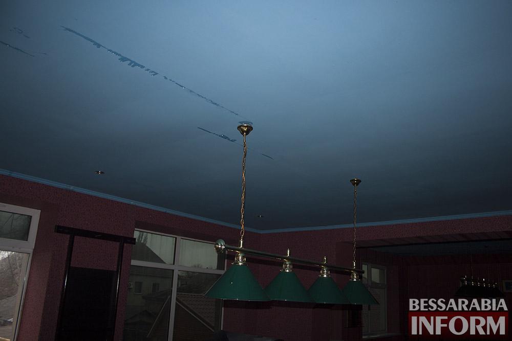 В центре Измаила рушится Дом быта(фото)