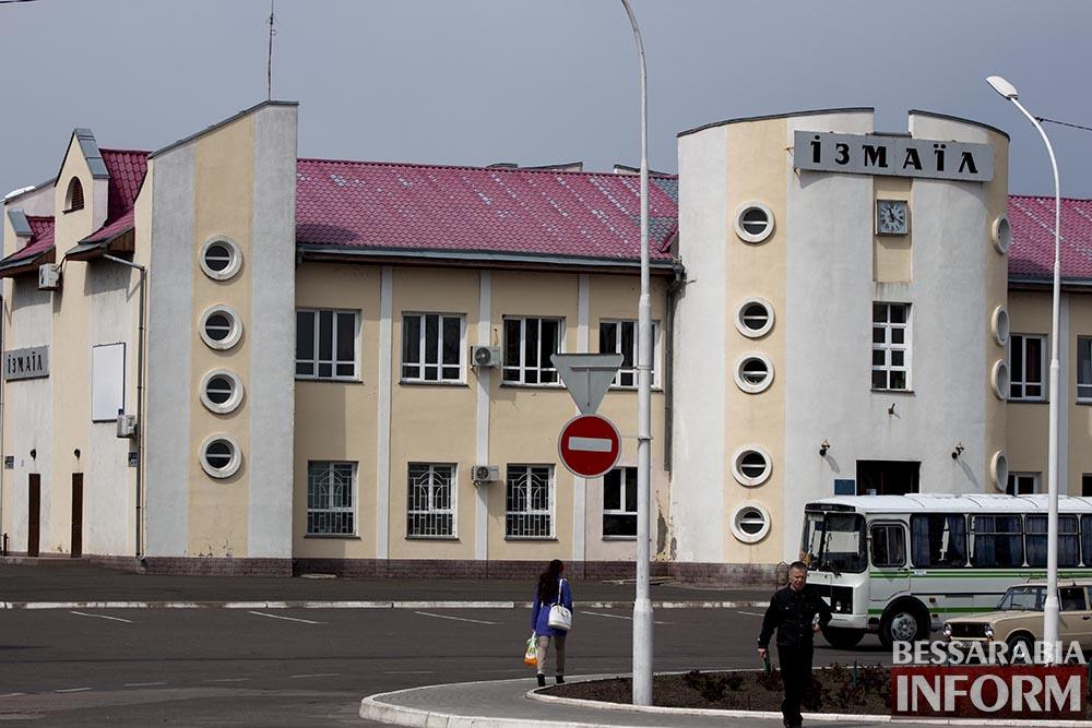 IMG_5598 Железнодорожный вокзал-визитная карточка Измаила?
