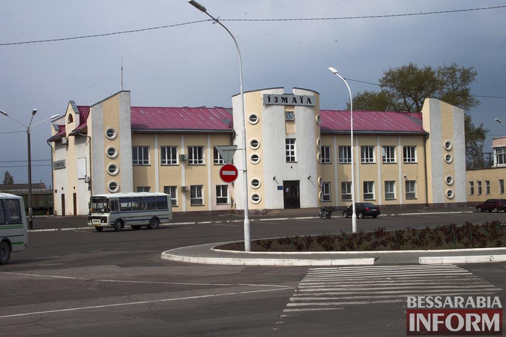 IMG_5614 Железнодорожный вокзал-визитная карточка Измаила?