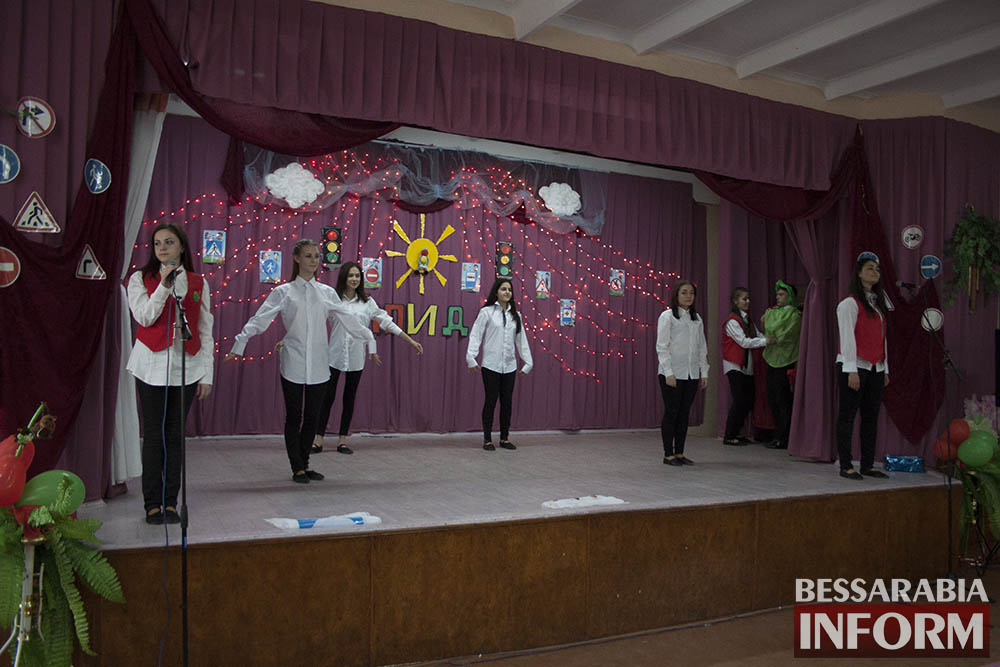 IMG_5870 В Измаиле прошел фестиваль юных инспекторов дорожного движения (фото)