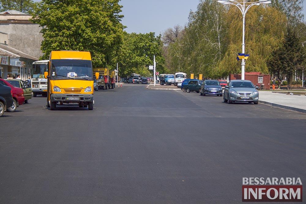 IMG_6496 В Измаиле пр-кт Суворова открыт для движения