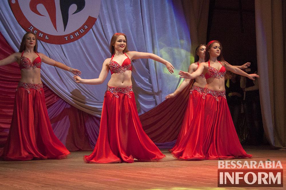 Измаильчане окунулись в непревзойденный мир танца (фото, видео)