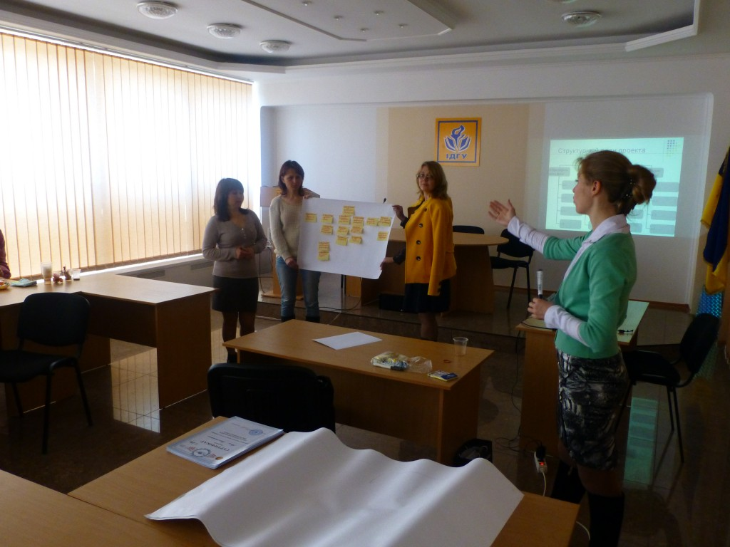Измаил: в ИГГУ прошел семинар по инклюзивному образованию