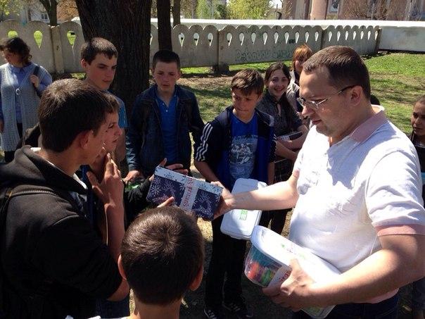 W7ja_TlvPEE В селе Шевченково Килийского р-на прошел традиционный субботник