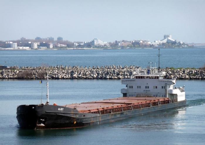 В Измаиле арестовали судно, заходившее в Крым