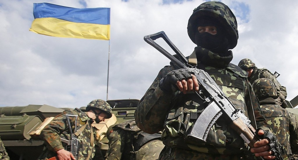 Ровно год назад в Украине началась АТО